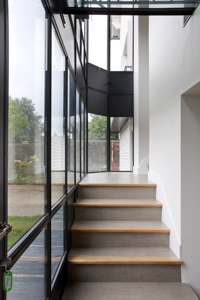 Extension maison r olivier chabaud architecte - Maison ancienne renovee olivier chabaud ...